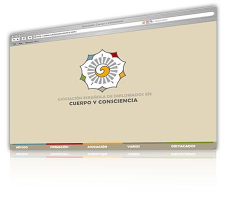 Web de la Asociación Cuerpo y Consciencia